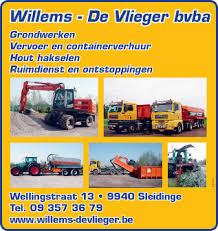 Grond en wegenwerken Willems -De Vlieger